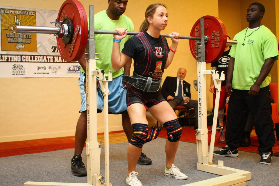 Serving Drug Free Powerlifting in the Northeast